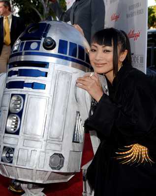 Bai Ling at Star Wars: Episode III - Revenge of the Sith (2005)