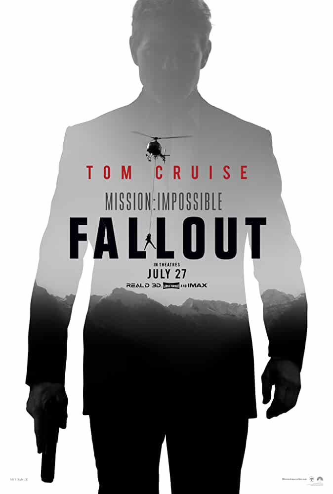 Mission Impossible Fallout (2018) Full Movie Watch Online Official Trailer