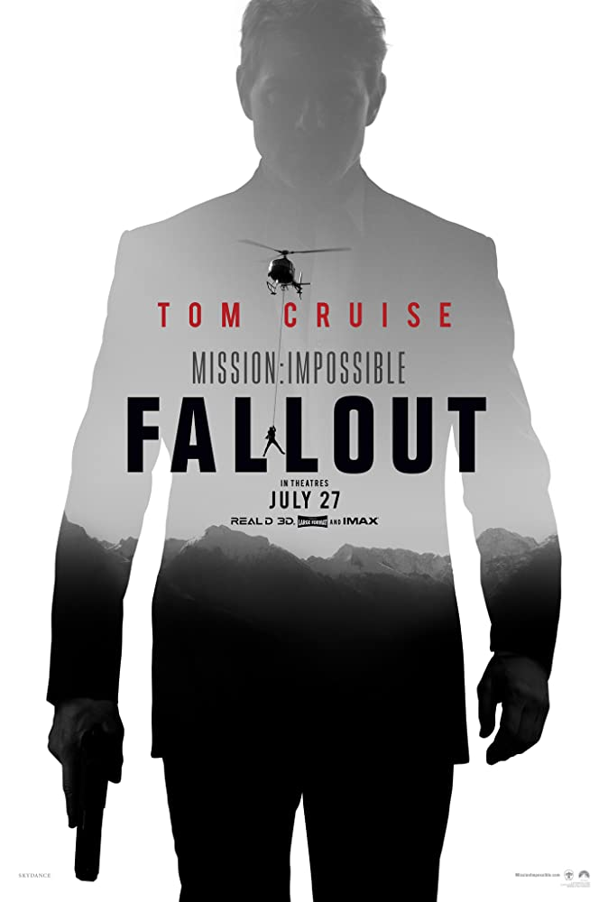 Mission: Impossible Fallout 2018 Movie Official Trailer
