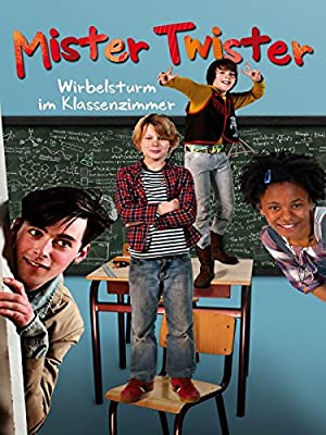 Mister Twister: Class of Fun poster