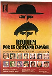 Réquiem por un campesino español Poster