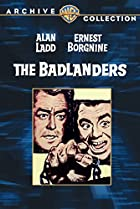 The Badlanders (1958) Poster