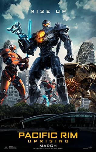 Poster Film Pacific Rim Uprising