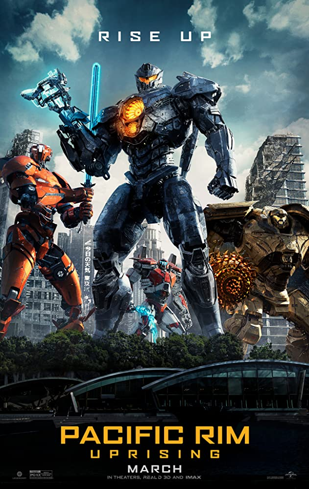 Pacific Rim 2 Uprising (2018) Full Movie Free Online