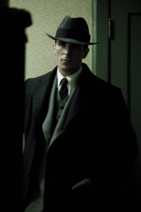 Christian Bale in Public Enemies (2009)