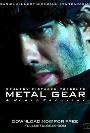 Metal Gear Poster