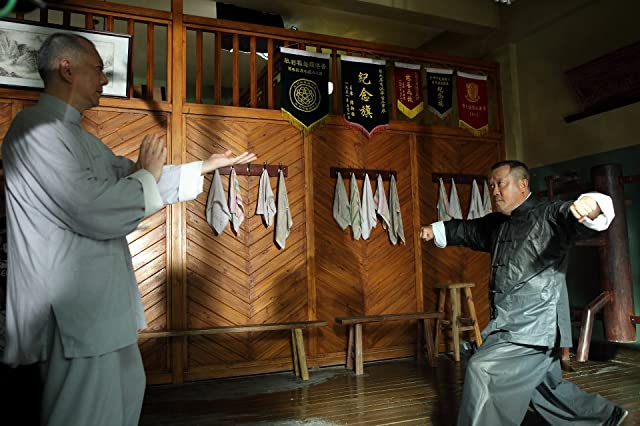 Eric Tsang and Anthony Chau-Sang Wong in Ip Man: The Final Fight (2013)