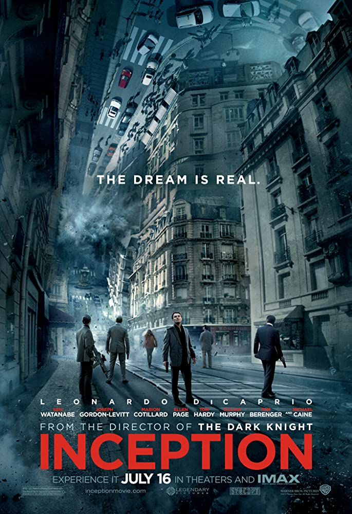 Inception 2010 BluRay 720p 1.5GB Dual Audio [English 5.1 + Hindi 5.1] AC3 MKV