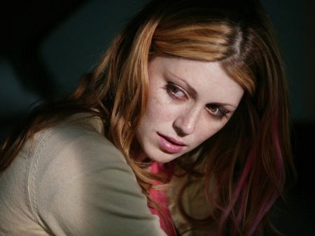 Diora Baird in the role of Tuesday in the film