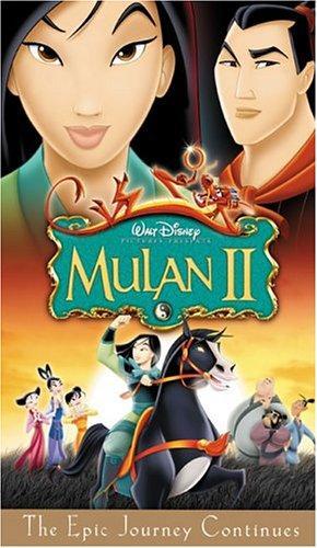 Poster Mulan II