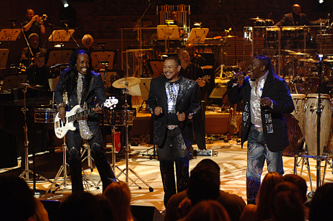 Earth Wind & Fire in American Idol: Idol Gives Back: Part Two (2007)