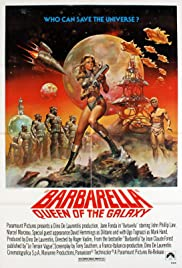 Barbarella (1968) Poster - Movie Forum, Cast, Reviews