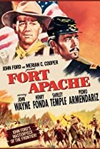 Fort Apache (1948) Poster