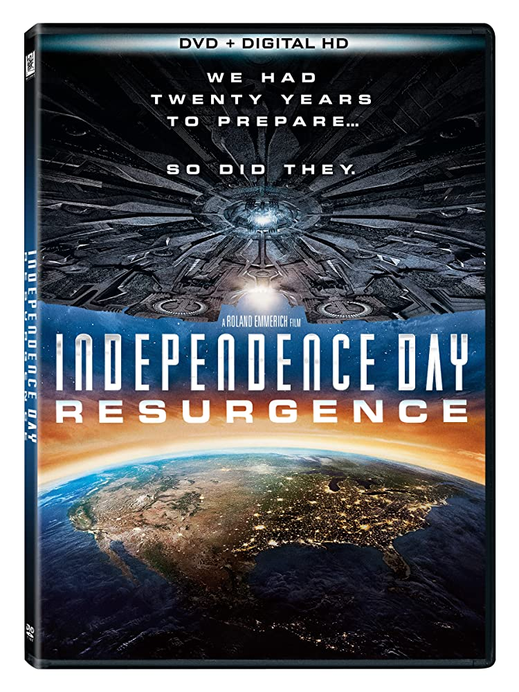 Independence Day Resurgence 2016 720p BRRip Dual Audio Hindi(Cleaned) + English
