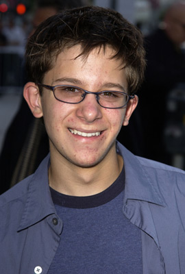Martin Spanjers at an event for Freddy vs. Jason (2003)
