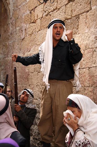 Saïd Taghmaoui in O Jerusalem (2006)