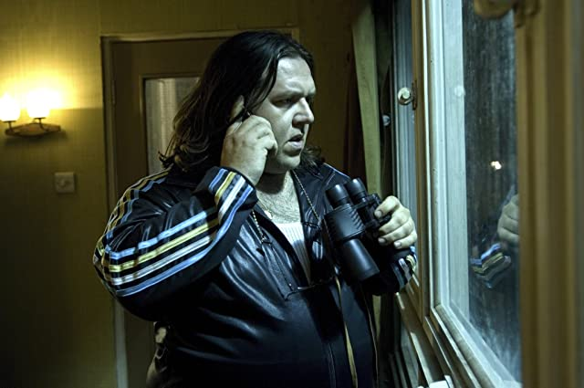 Nick Frost in Attack the Block (2011)