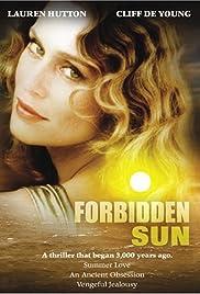 Forbidden Sun Poster