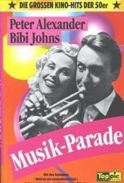 Musikparade Poster