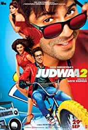 Judwaa 2 2017 Hindi DVDRip 720p 1.1GB AAC ESub MKV