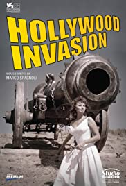 Hollywood Invasion Poster