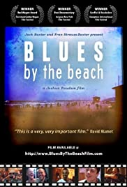 Blues by the Beach Poster