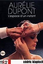 Aurélie Dupont danse l'espace d'un instant