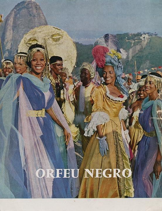 Lourdes de Oliveira in Black Orpheus (1959)