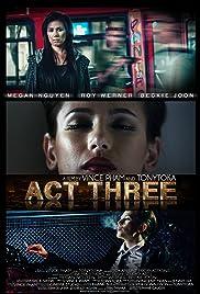 Act Three Short Film Poster