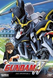 Mobile Suit Gundam Wing Poster