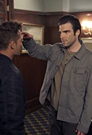 Chapter Eleven 'I Am Sylar' Poster