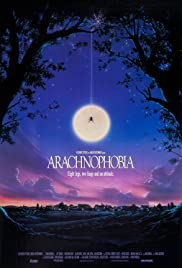 Arachnophobia (1990) Poster - Movie Forum, Cast, Reviews
