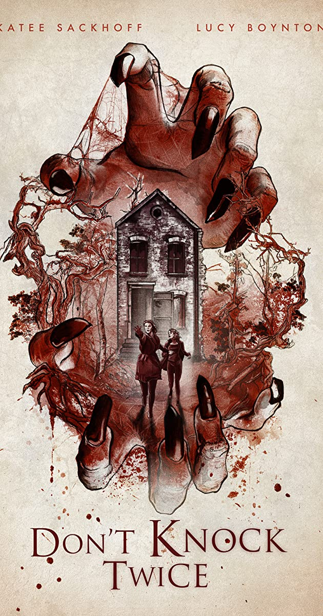Nesibelsk du kartus / Dont Knock Twice (2016)