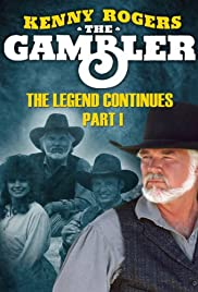 Kenny Rogers as The Gambler, Part III: The Legend Continues Poster