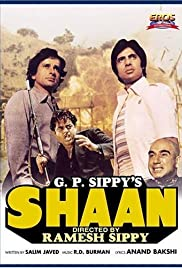 Shaan (1980) Poster - Movie Forum, Cast, Reviews