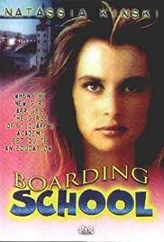 Boarding School Poster