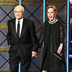 Carol Burnett and Norman Lear at an event for The 69th Primetime Emmy Awards (2017)