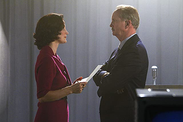 Carrie-Anne Moss and Michael O'Neill in Vegas (2012)