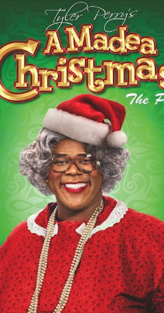 A Madea Christmas (Video 2011) - IMDb