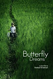 Butterfly Dreams Poster