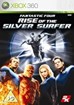 Fantastic Four Rise of the Silver Surfer(2007)