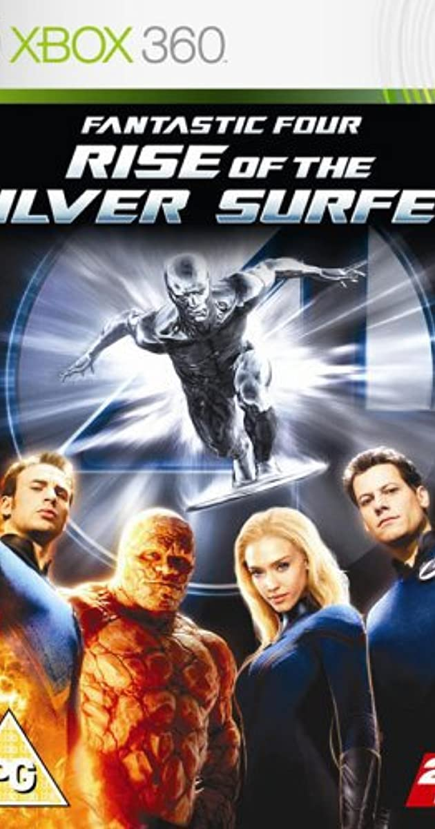 Fantastic Four Rise Of The Silver Surfer Stream German