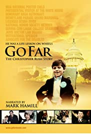 Go Far: The Christopher Rush Story Poster