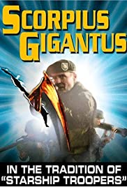 Scorpius Gigantus (2006) Poster - Movie Forum, Cast, Reviews