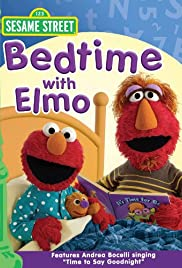 Sesame Street: Bedtime with Elmo Poster