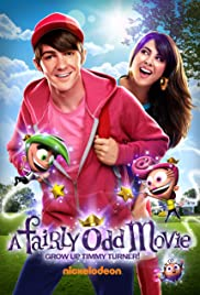 A Fairly Odd Movie: Grow Up, Timmy Turner! Poster