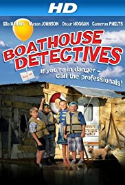 The Boathouse Detectives Poster