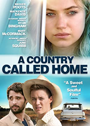 Poster A Country Called Home