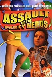 Assault of the Party Nerds Poster