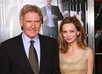 Harrison Ford and Calista Flockhart at an event for Extraordinary Measures (2010)